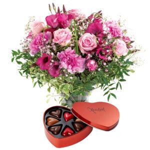 Kærlighed send blomster
