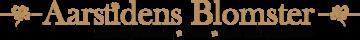 Aarstidens Blomster Logo
