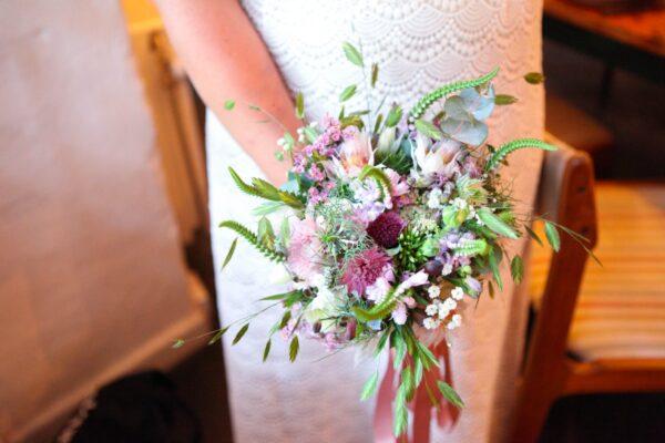 Brudebuket Maj