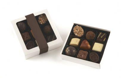 Skønne chokolader fra Aarstidens Blomster