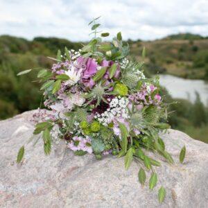 Smuk brudebuket i dit eget design