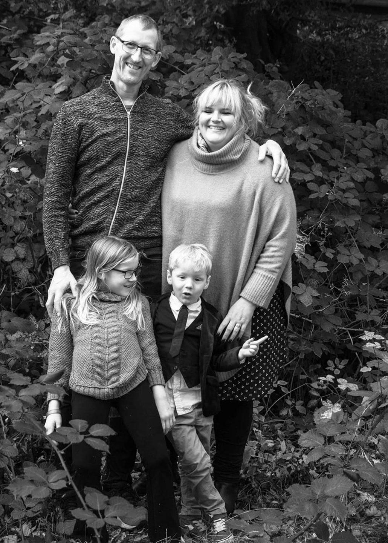 Aarstidens Blomster Familie