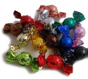 Fyldte Chokoladekugler fra Aarstidens Blomster