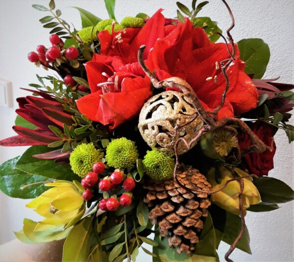 Julebuket Aarstidens Blomster