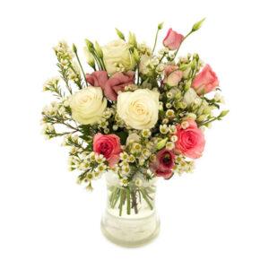 Smukke roser fra Aarstidens Blomster